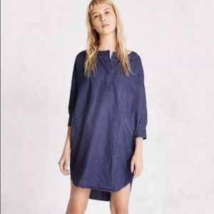 Urban Outfitters BDG Everly Denim Mini Dress Tunic